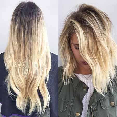 Blonde Hairstyles, Balayage, Women, Short Hairstyles, Ombre, Older