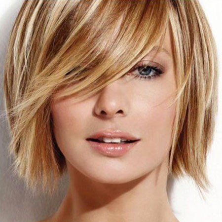 Short Hairstyles, Work, Women, Trendy, Thin, Easy, Cute Hairstyles
