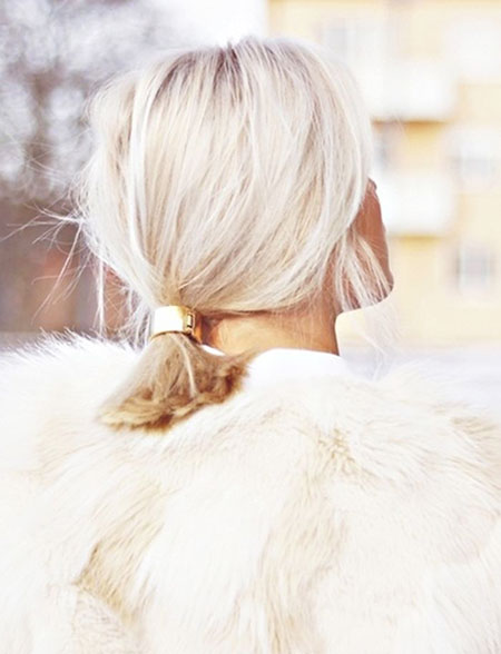 Blonde Hairstyles, Silver