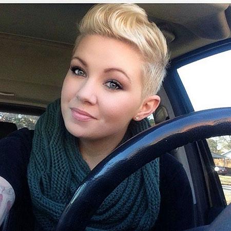 Short Hairstyles, Pixie Cut, Women'S, Kapsels, Blonde Hairstyles