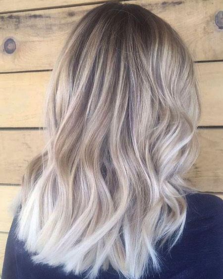 Blonde Balayage Ash