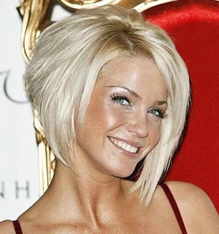 Short Hairstyles, Blonde Bob Hairstyles, Women, Updos