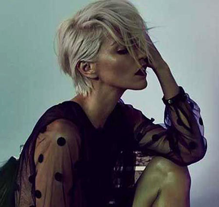 Short Hairstyles, Pixie Cut, Long, Women, Natural, Haircut, Black, Big