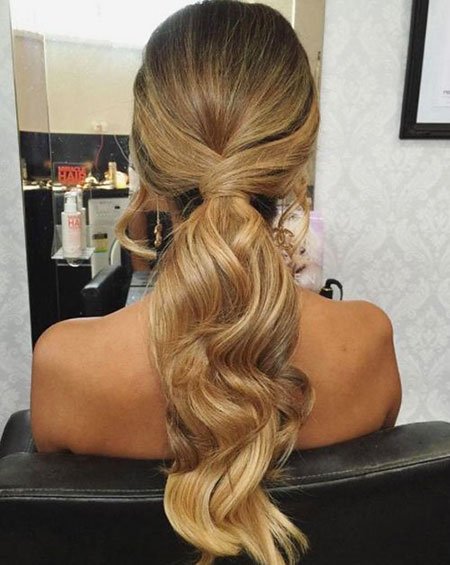 Updo, Wedding, Half, Prom, Ponytail, Low, Long, formal