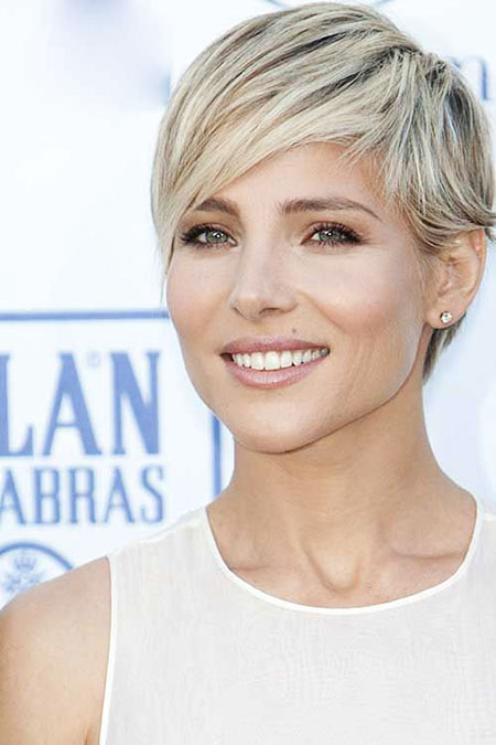 Short Hairstyles, Pixie Cut, Williams, Round, Michelle, Long