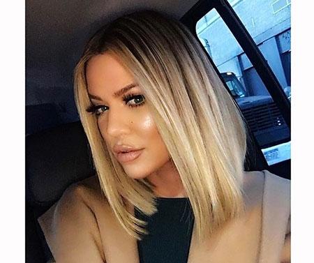 Kardashian, Khloe, Jenner, Chrisspy, Blonde
