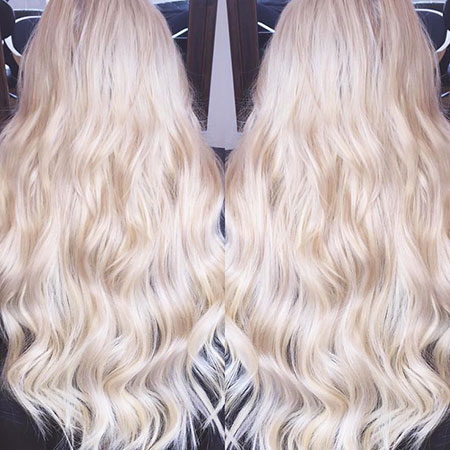 Blonde, Balayage, Baby, Platinum, Mermaid