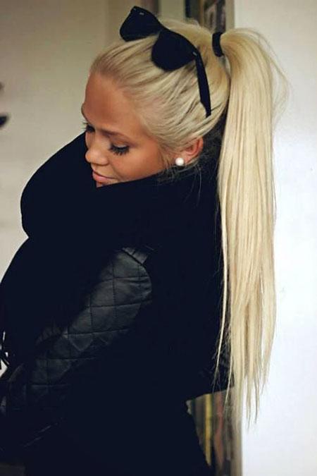 Blonde, Tan, Skin, Platinum, Long, Fashion