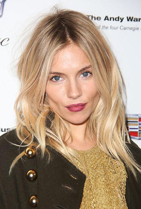 Sienna Miller Blonde Shades Julianne Hough Already