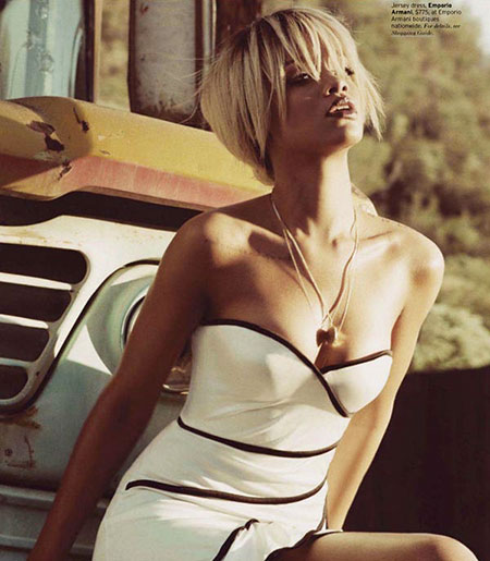 White, Short Hairstyles, Rihanna, Platinum, Pixie Cut, Long, Ice