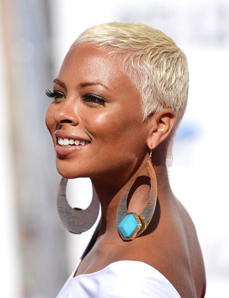 Women, Short Hairstyles, Lupita, Eva, Blonde Hairstyles