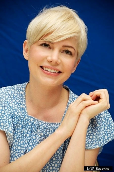 Short Hairstyles, Pixie Cut, Williams, Shag, Round, Rock, Ombre, Mulligan