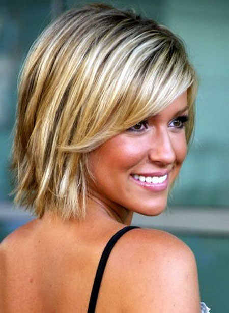 Short Hairstyles, Blonde Hairstyles, Women, Thin, Shaggy