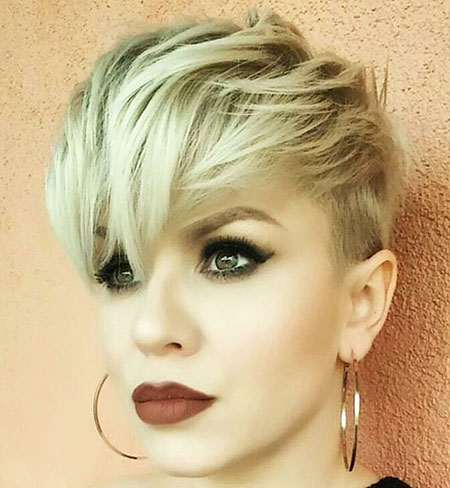 Pixie Cut, Thin, Fine