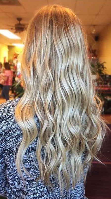 Blonde, Highlights, Baby, Balayage