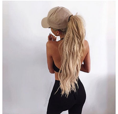Blonde, Long