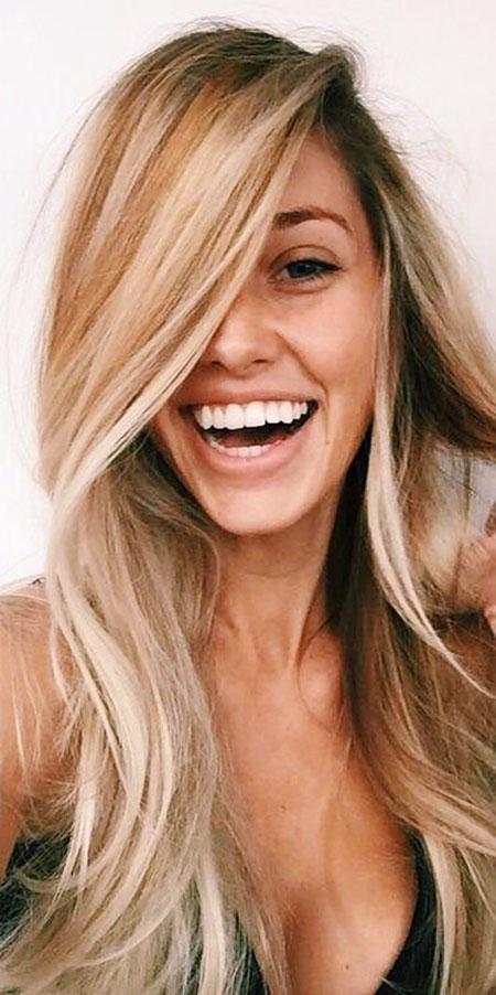 Blonde Long Summer Honey Dos Aniston