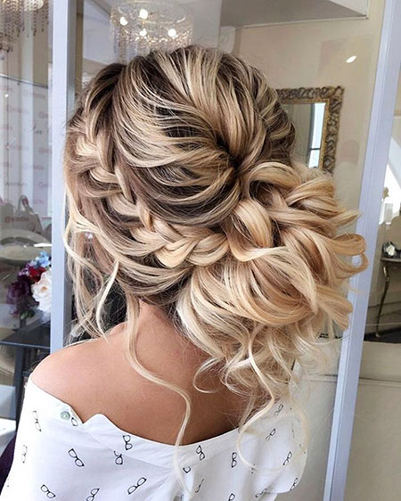 Updo For Wedding Guest