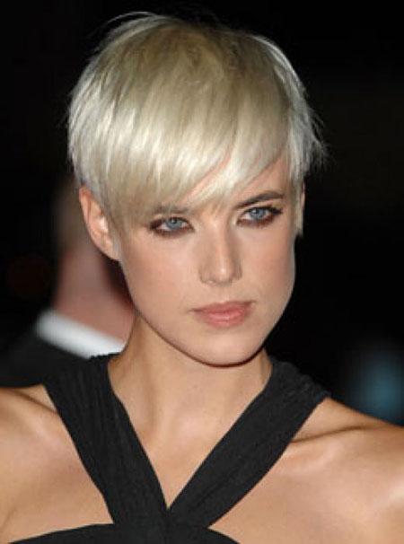 Short Hairstyles, Pixie Cut, Blonde Hairstyles, World, Women, Soft