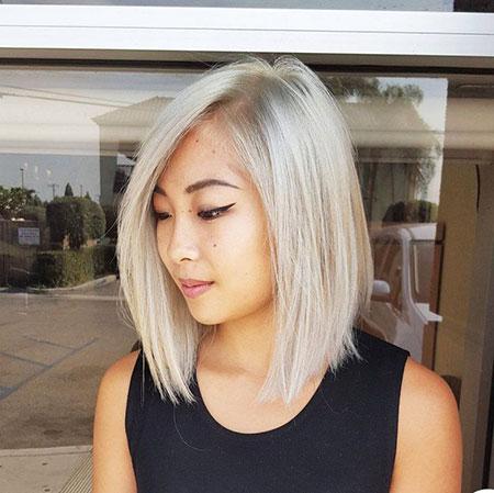 Blonde Hairstyles, Platinum, Short Hairstyles