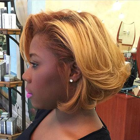 Blonde Bob Hairstyles, Women, Updo, Trends, Tones