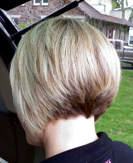 Blonde Bob Hairstyles, Blonde Hairstyles, Short Hairstyles, Layered