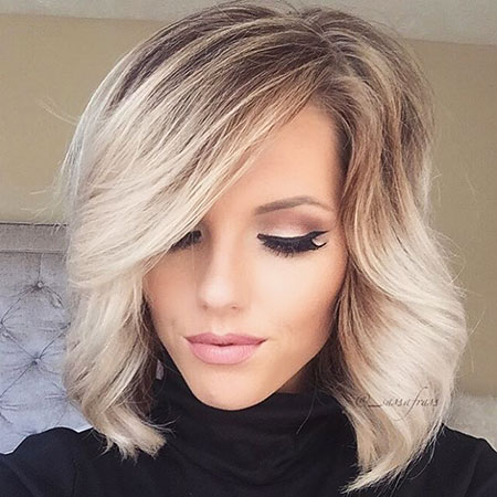 Blonde Hairstyles, Short Hairstyles, Trending, Straight Hairstyles