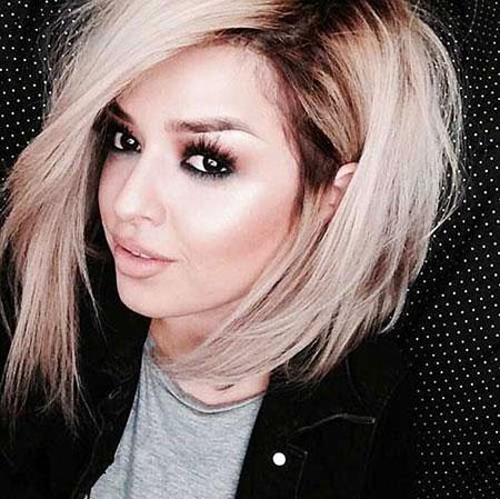 Short Hairstyles, Blonde Hairstyles, Blonde Bob Hairstyles
