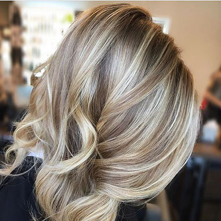 Dirty Blonde Hairstyles, Ombre, Balayage, Sandy, Colours, Brown