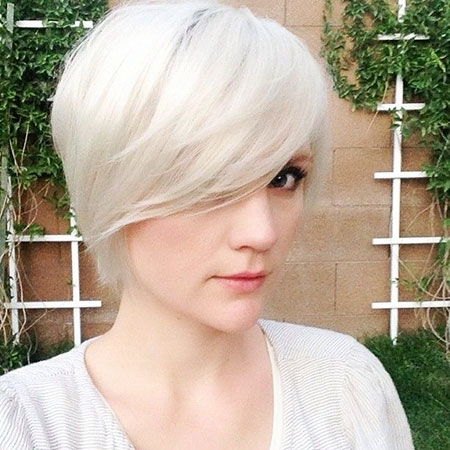 Short Hairstyles, Pixie Cut, Blonde Hairstyles