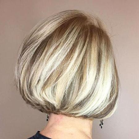 Blonde Bob Hairstyles, Blonde Hairstyles, Balayage, Layered, Pretty, Modern, Line