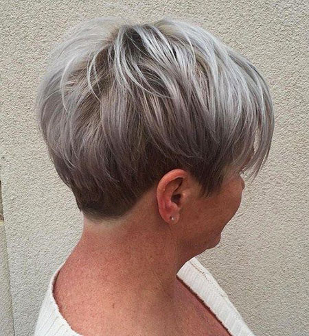 Short Hairstyles, Pixie Cut, Blonde Hairstyles, Layered