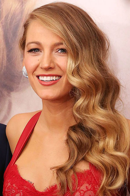Blake, World, Natural, Medium, Long, Living, Lively, Head, Daily, Curly
