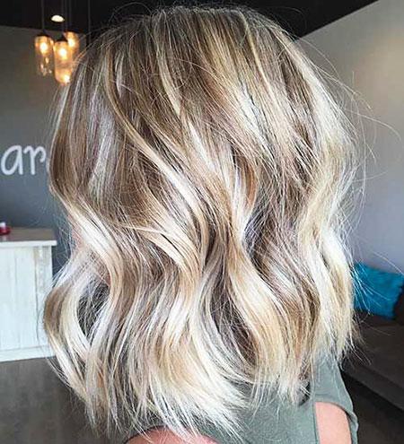 Blonde, Shades, Shade, Platinum, Highlights, Colors, 2017