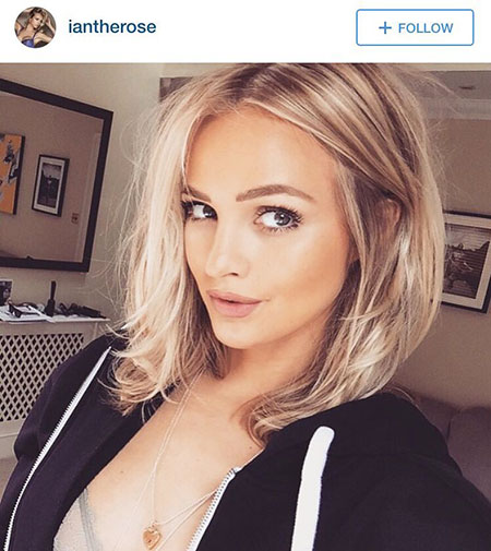 Short Hairstyles, Blonde Hairstyles, Blonde Bob Hairstyles, White