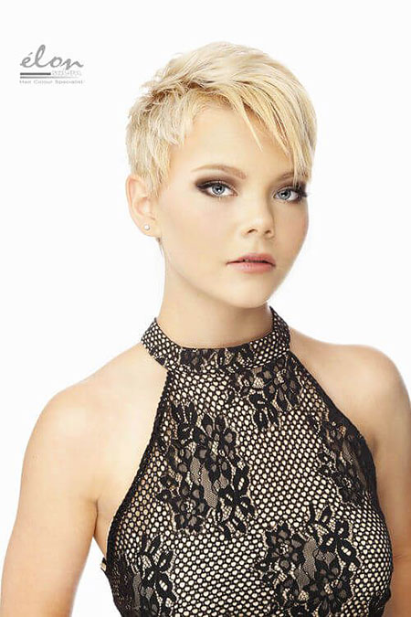 Short Hairstyles, Pixie Cut, Wig, Some, Long, Fine, Bridal