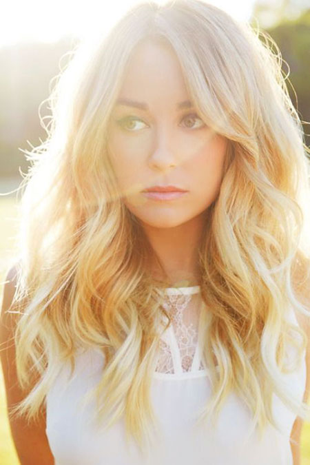 Blonde Beach Wedding Waves Summer Laurenconrad Lauren