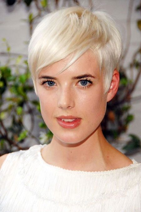 Pixie Cut, Short Hairstyles, Blonde Hairstyles, World, Williams