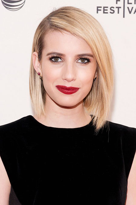 Blonde Bob Hairstyles, Short Hairstyles, 2017