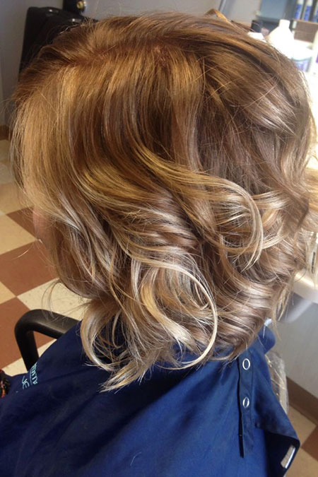 Dirty Blonde Hairstyles, Balayage, Short Hairstyles, Ombre