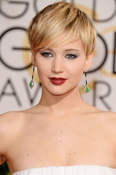 Jennifer, Pixie Cut, Short Hairstyles