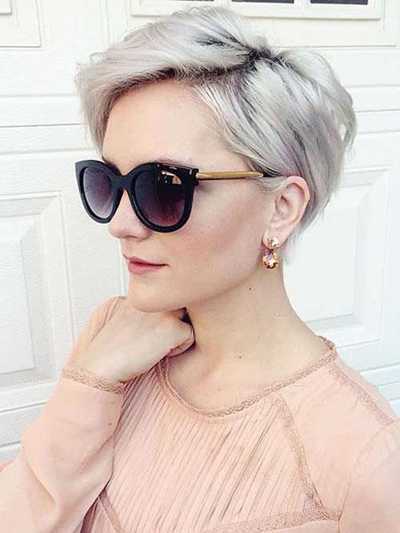 Pixie Cut, Short Hairstyles, Trends, Sunglasses, Some, Medium