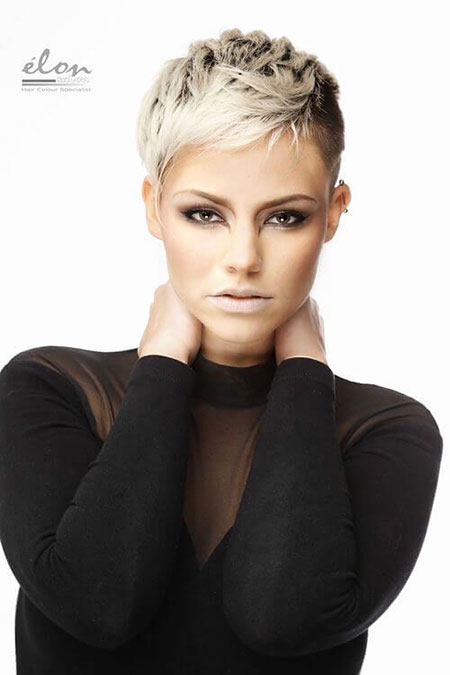 80 Short Blonde Pixie Haircuts 2017 Blonde Hairstyles 2017