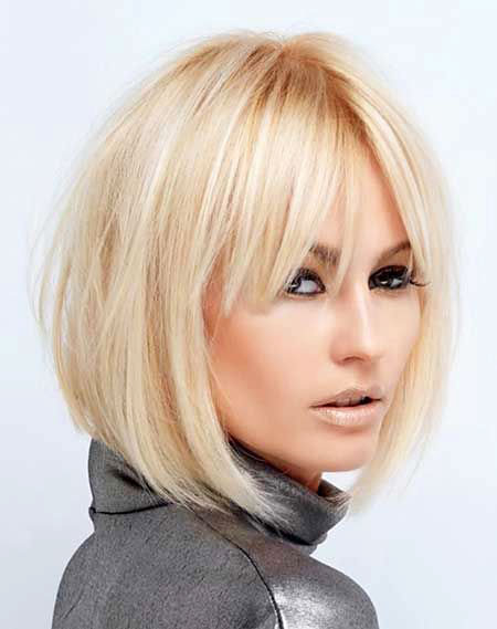 Short Hairstyles, Blonde Bob Hairstyles, Wig, Season, Pretty