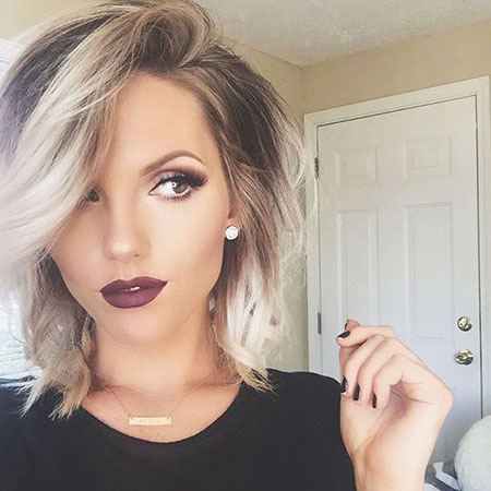 Blonde Hairstyles, Short Hairstyles, Blonde Bob Hairstyles, Ash, Women