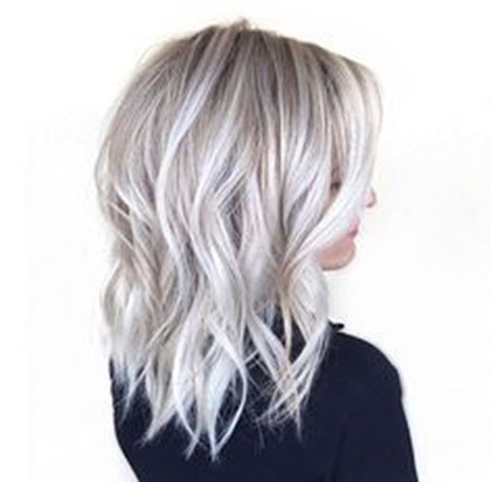 Blonde Hairstyles, Balayage, Women, Silver, Short Hairstyles, Salon