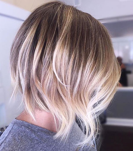 Blonde Hairstyles, Short Hairstyles, Balayage, Ombre, Curly