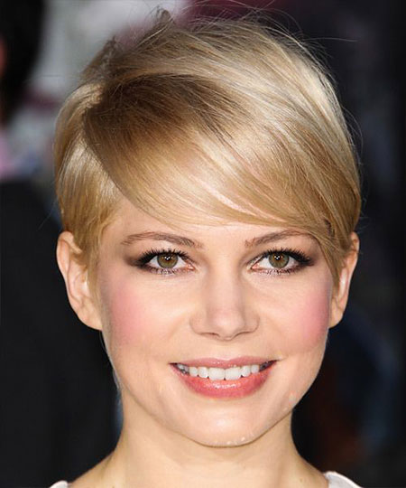 Short Hairstyles, Pixie Cut, Williams, Thin, Spring, Prom