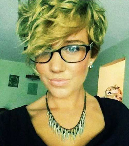 Short Hairstyles, Curly, Volume, Some, Pixie Cut, Natural, Locks