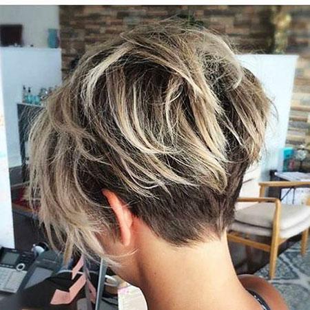 Short Hairstyles, Blonde Hairstyles, Balayage